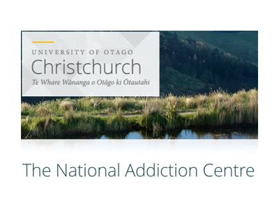 University of Otago - The National Addiction Centre